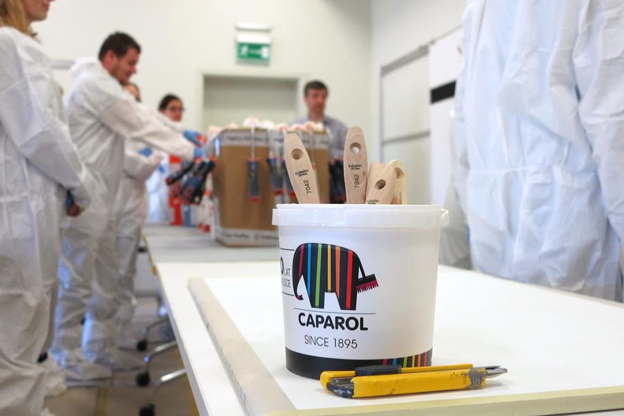 Szkolenia Caparol