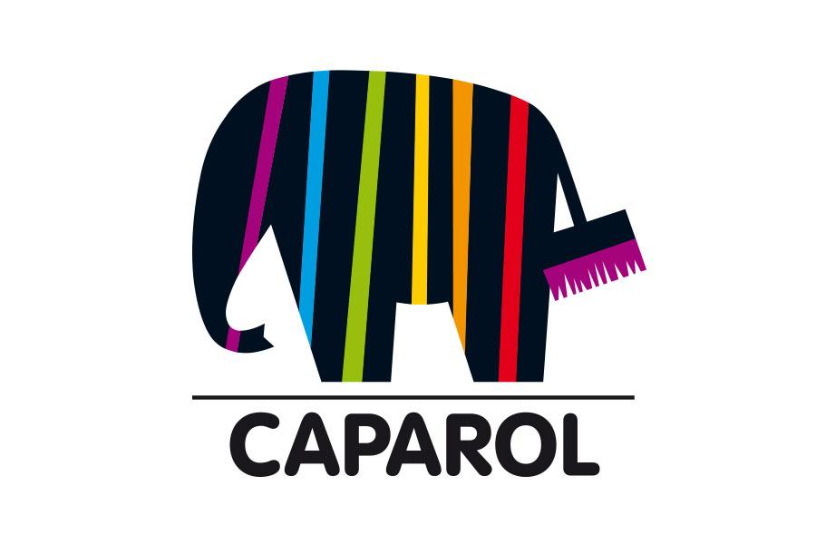 Znalezione obrazy dla zapytania caparol logo