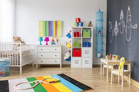 Projekt Pokoju Dziecięcego Z Farbami Premiumcolor Caparol